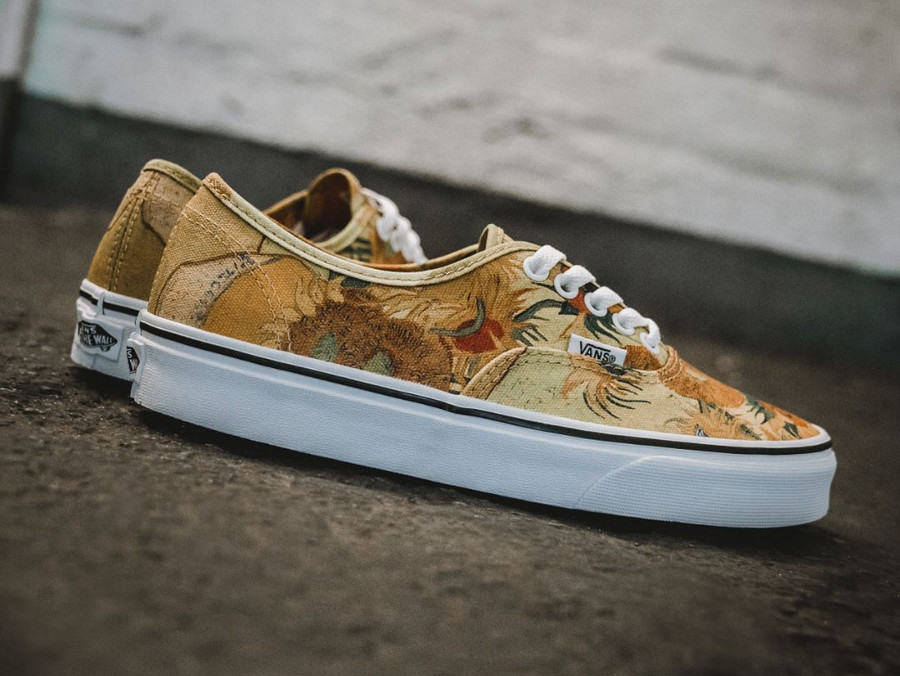 Vans Era Sunflowers