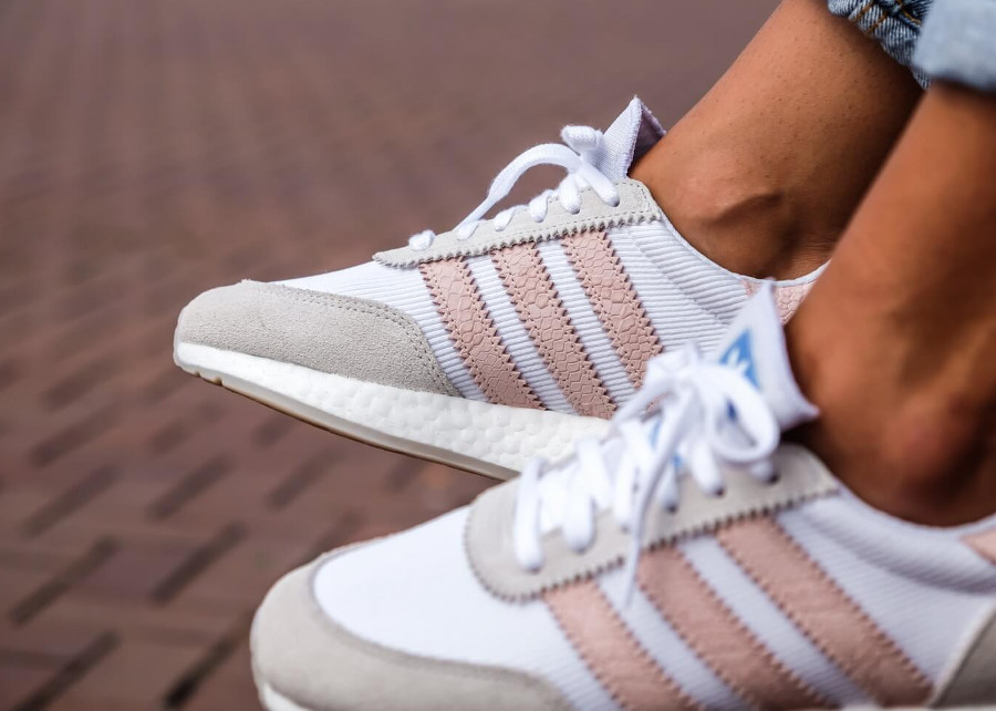 Comment acheter la Adidas Iniki I-5923 W Croc 'Icey Pink ...