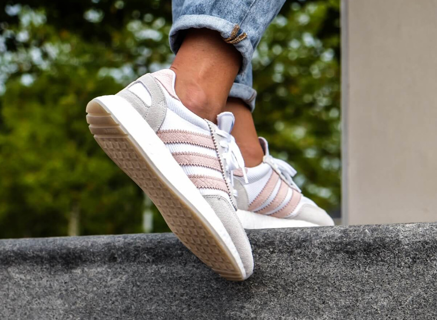 Comment acheter la Adidas Iniki I 5923 W Croc 'Icey Pink
