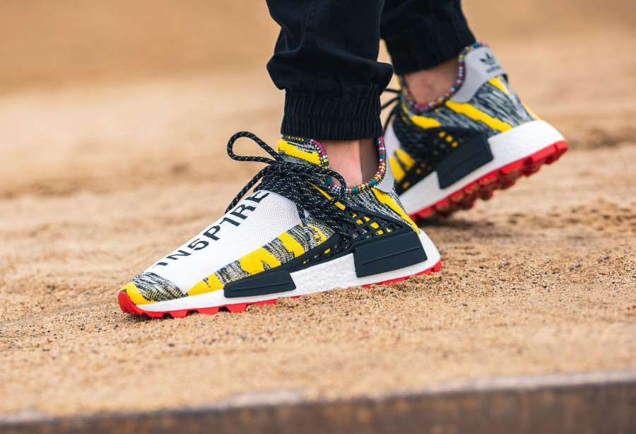 Comment acheter les Pharrell Williams SolarHu Adidas NMD HU