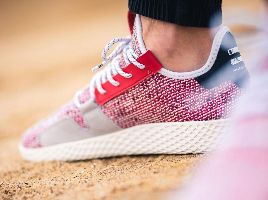 adidas-tennis-hu-homme-rouge-et-noir (3)
