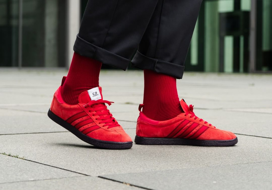Comment acheter les Adidas Originals C.P. Company automne