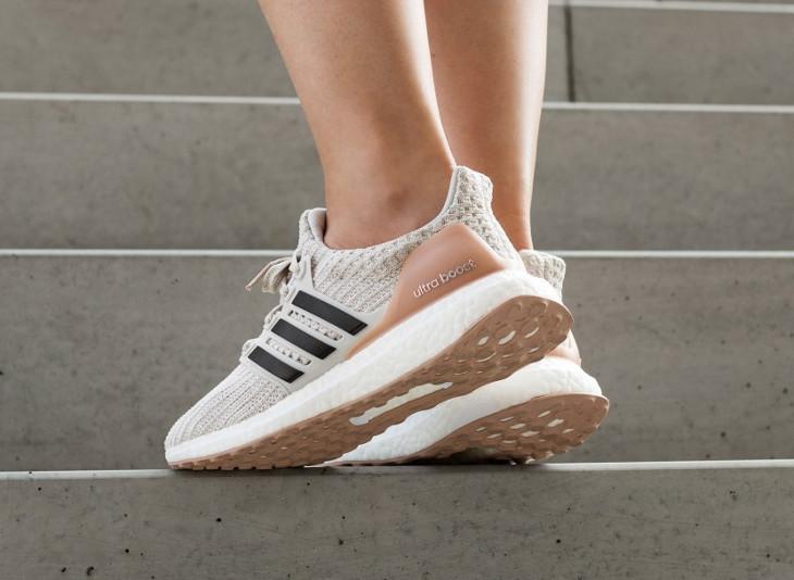 adidas-ultra-boost-femme-blanc-cassé-et-beige-BB6492 (2)