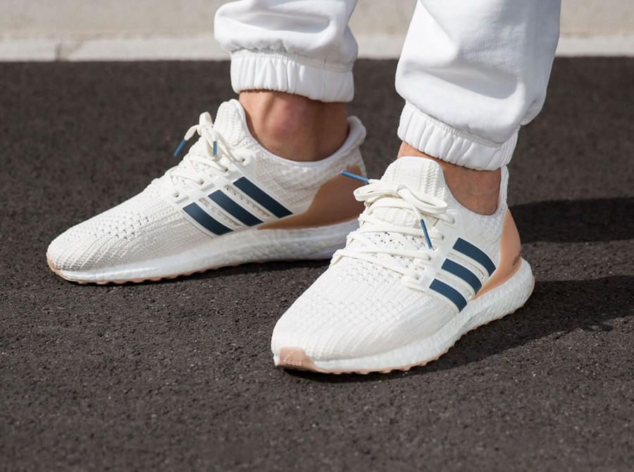 Que vaut la Adidas UltraBoost 4.0 'Cloud White' (Show Your