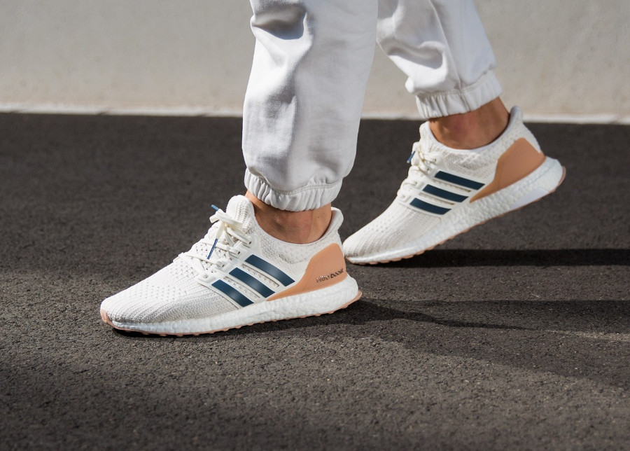 Adidas Ultra Boost 4.0 'Cloud White' (Show Your Stripes Pack)