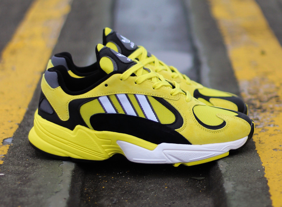Size? x Adidas Originals Yung-1 Acid House