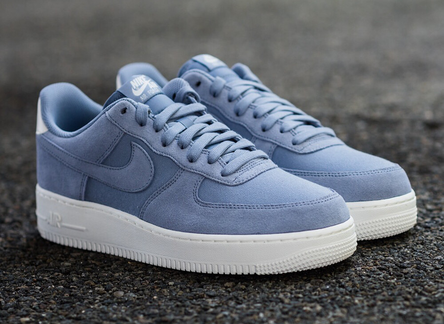 Nike Air Force 1 '07 Suede 'Ashen Slate Sail'