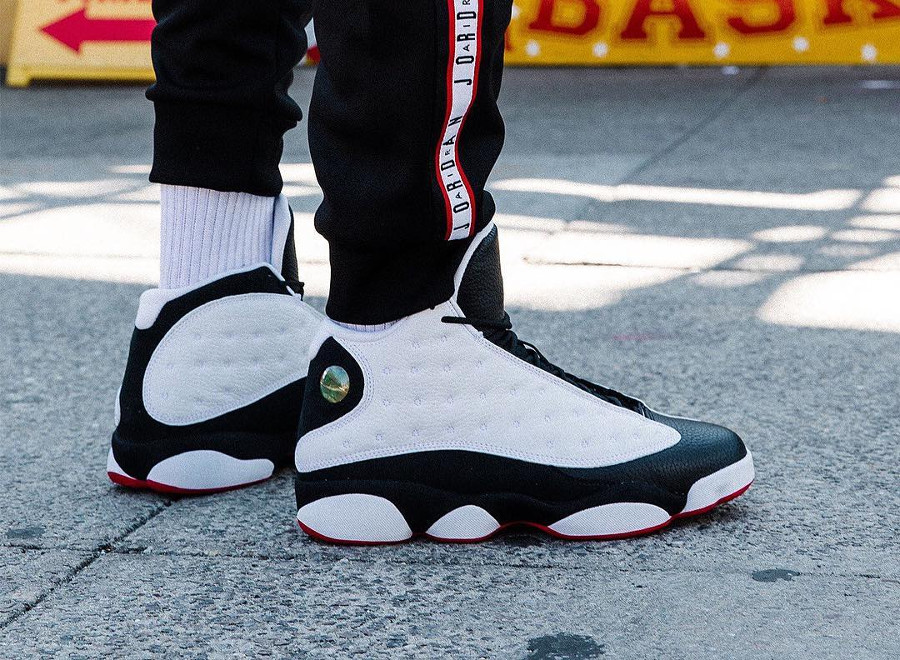 finest selection 66cad cd37a Comment acheter la Air Jordan 13 XIII Retro He Got Game ...