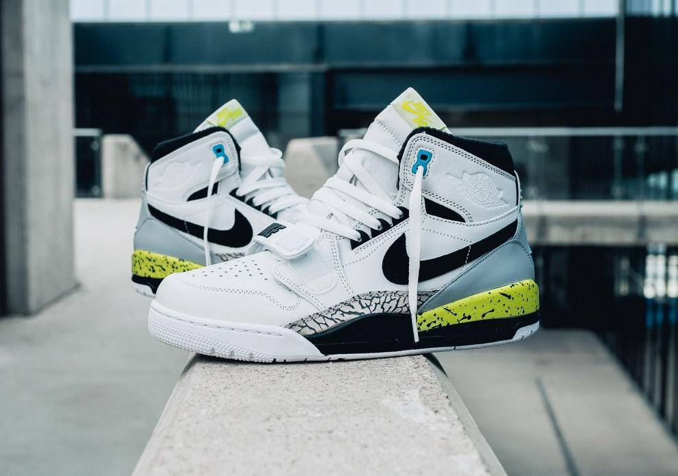 [Nike Pack] Don C x Air Jordan Legacy 312 'Volt' Command Force