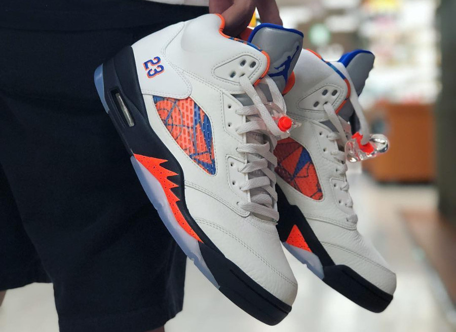 Air Jordan 5 Retro International Flight 'Barcelona'