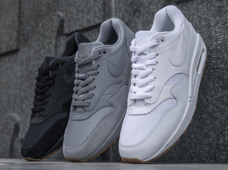 Le pack Nike Air Max 1 'Tonal Gum'
