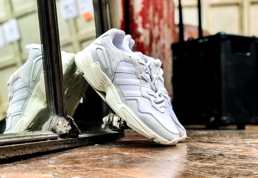 Adidas Yung 96 'Cloud White & Core Black'