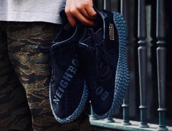 La collection Neighborhood x Adidas Originals 'Cali Thornhill DeWitt'