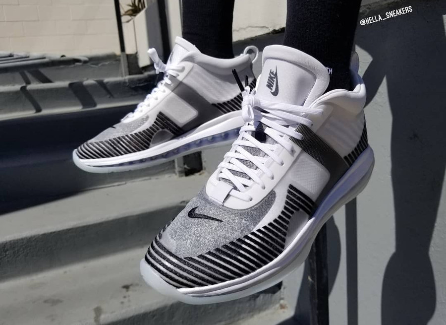 John Elliott x Nike Lebron James Icon 'White/Black'