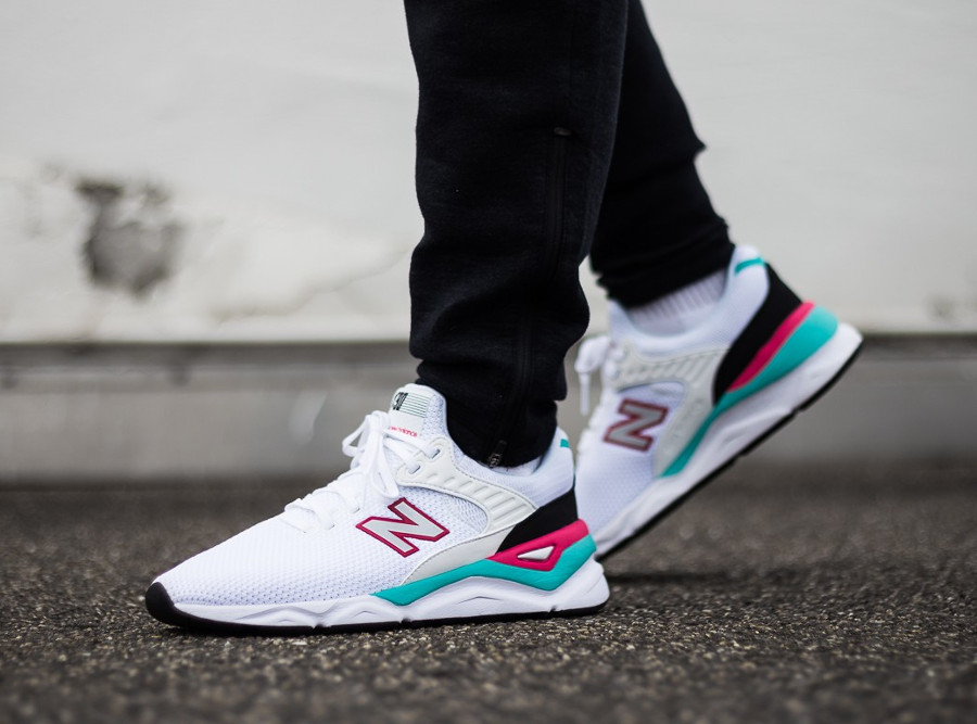 new-balance-x90-blanche-rose-et-turquoise-on-feet-657321-60-3 (2)