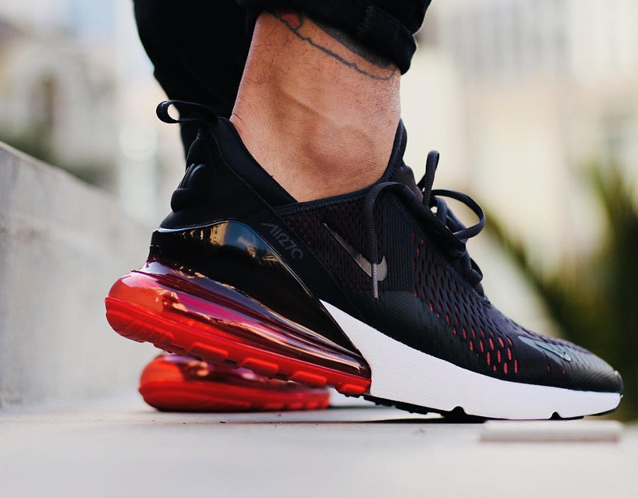 nike air max 270 habanero rouge