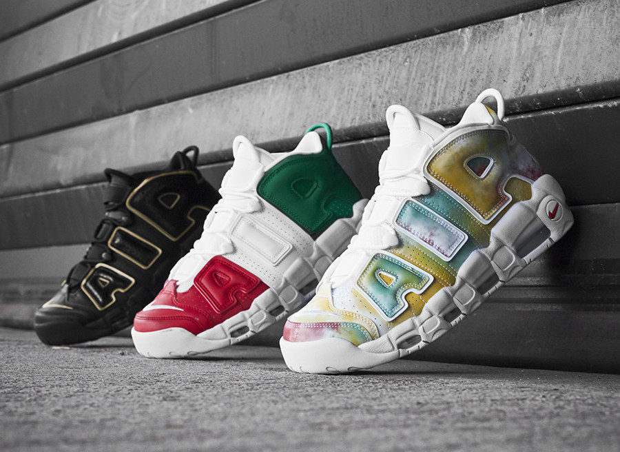 Nike Air More Uptempo 96 'UK' (International Pack)