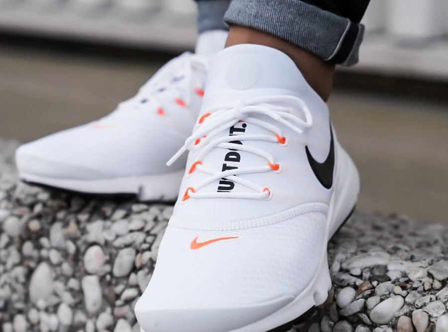 Que valent les Nike Air Presto Fly JDI 'Just Do It' White ...