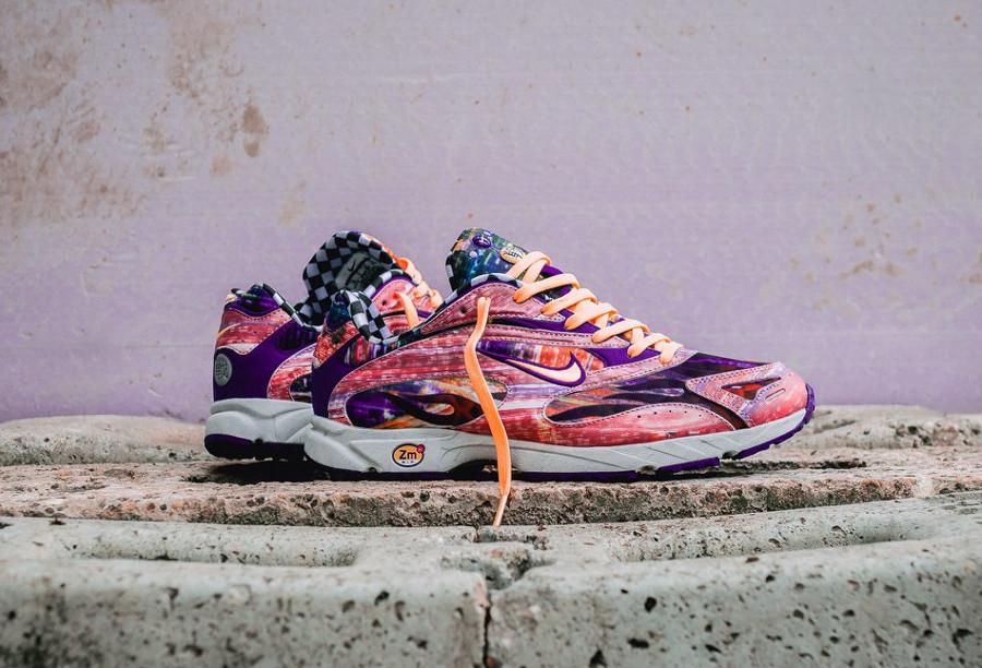 acheter chaussure Nike Zoom Streak Spectrum Plus Vaporwave Melon Tint