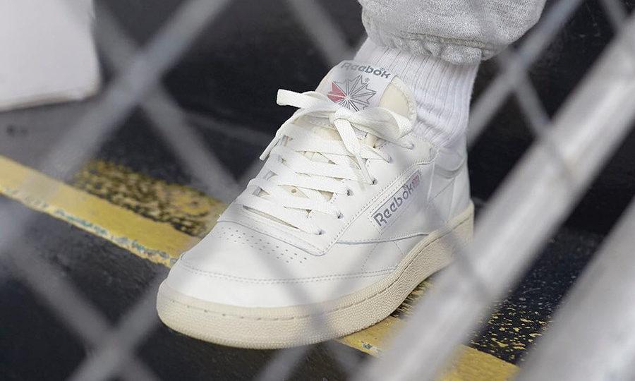 Reebok Club C Vintage 'Cream White' Size? Exclusive