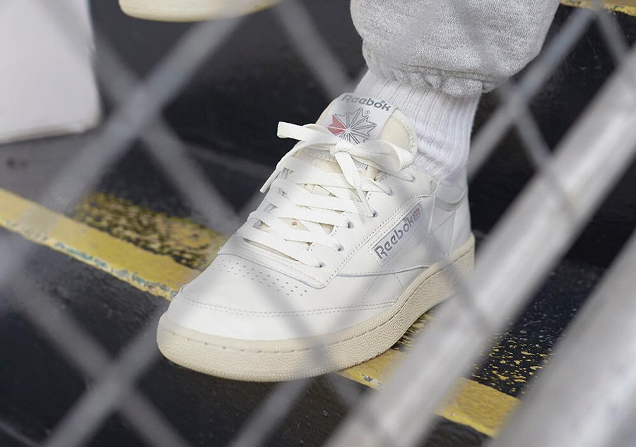 Reebok Club C Vintage 'White' (Size? Exclusive)
