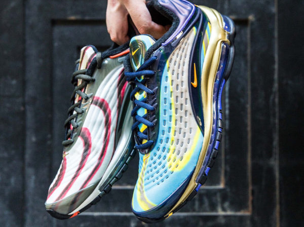 Nike Air Max Deluxe OG 2018 'Midnight Navy & Sequoia'
