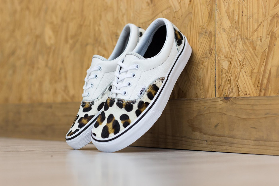 Vans Era Calf Hair 'Leopard' Animal Pack