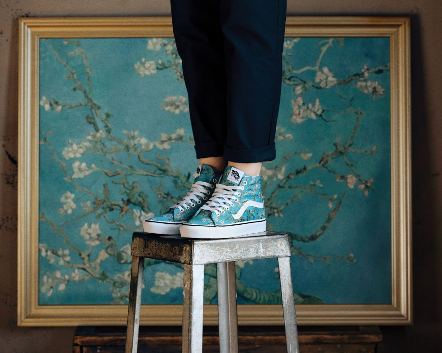 Gogh Collection La De Chaussures Où Museum Vans Van Acheter OkuZiPX
