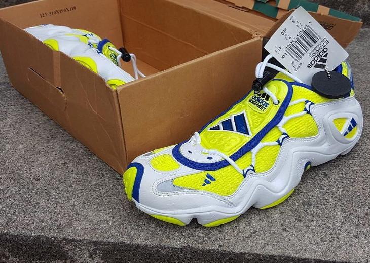 1997 - Adidas EQT Vapor - @jorma_xiv