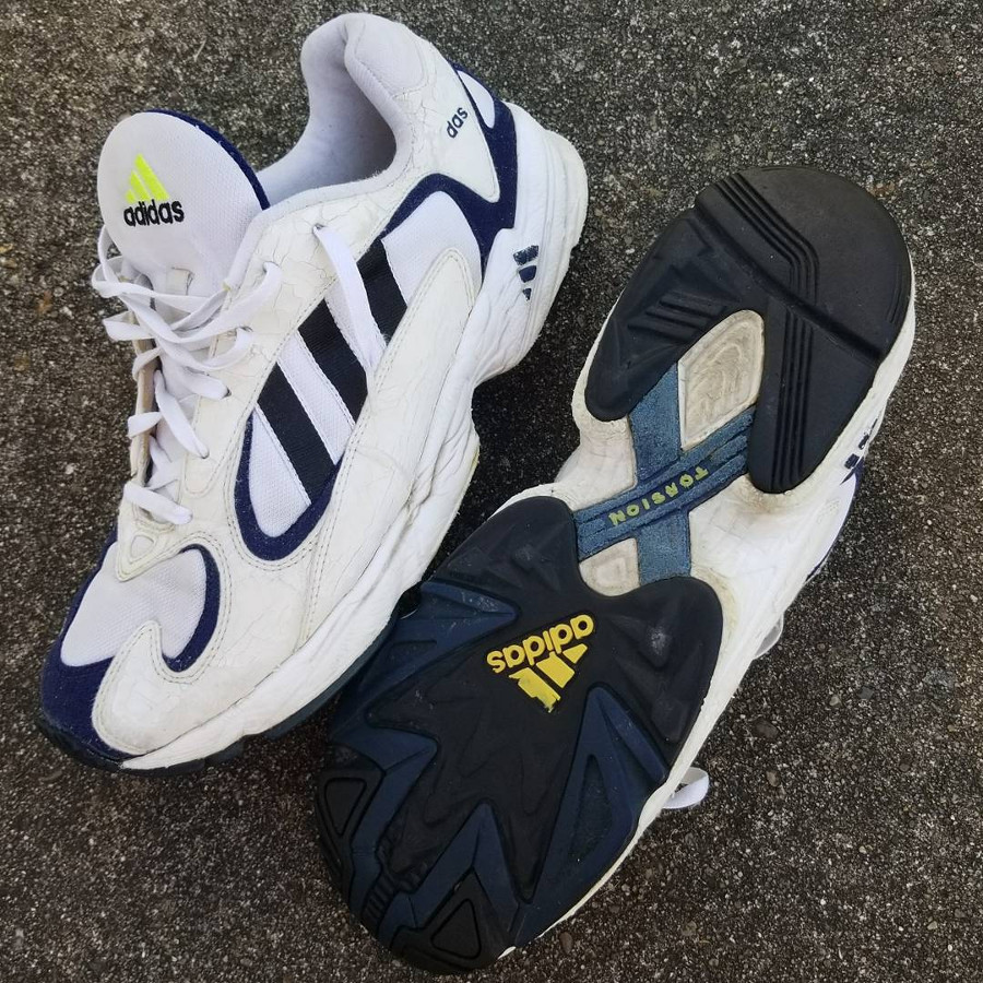 1997 - Adidas Wave Jogger - @ishicustoms