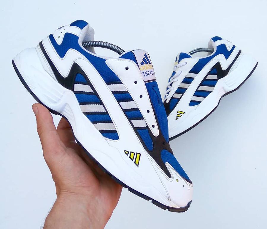 1998 - Adidas The Fixx - @melnniki