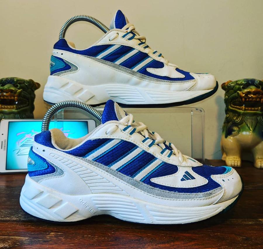 1999 - Adidas Wolfpack Adiprene - @retrosexualvintage