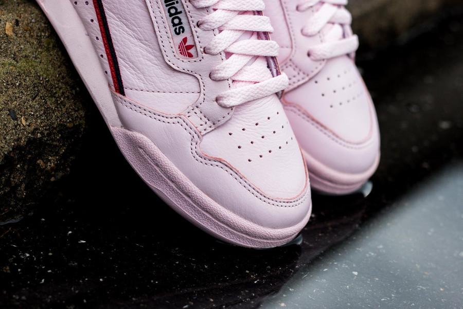 adidas-continental-80-rascal-en-cuir-rose (3)