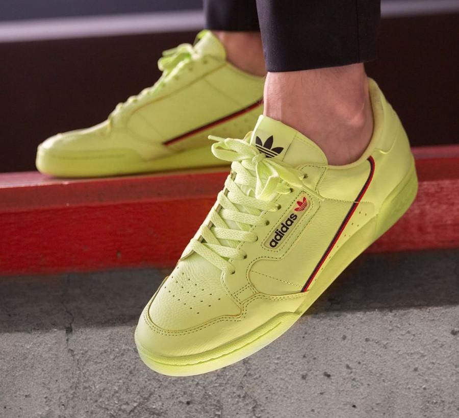 adidas-contintenal-80-yeezy-350-v2-on-feet (2)