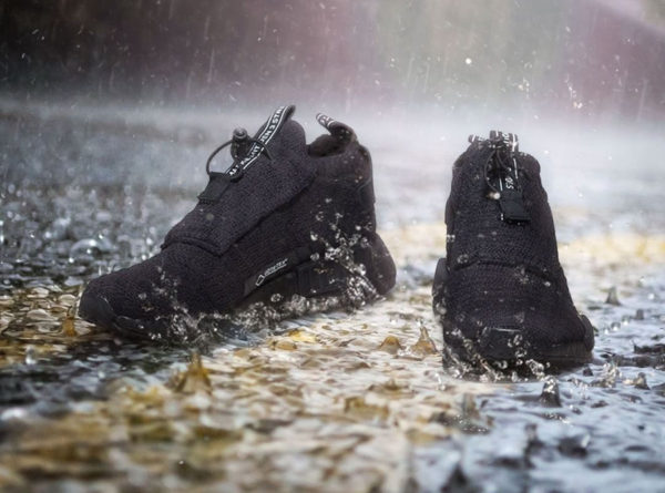 chaussure Adidas NMD_TS1 PK Gore Tex noire Triple Black'
