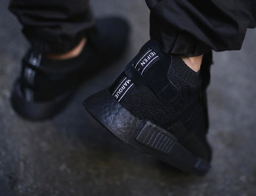 adidas-nmd-ts1-primeknit-homme-toute-noire-et-imperméable (4)