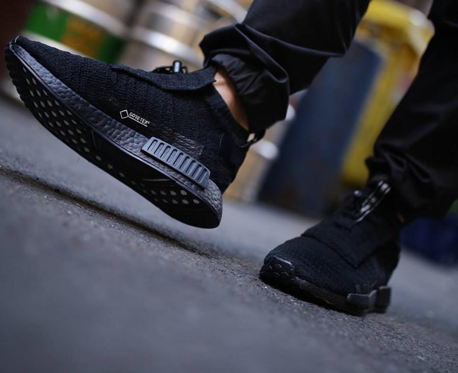 adidas-nmd-ts1-primeknit-homme-toute-noire-et-imperméable (5)