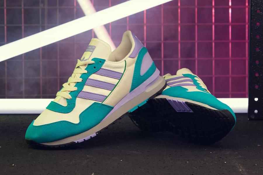 adidas-originals-Lowertree-spezial-blanc-cassé-violet-et-turquoise (3)