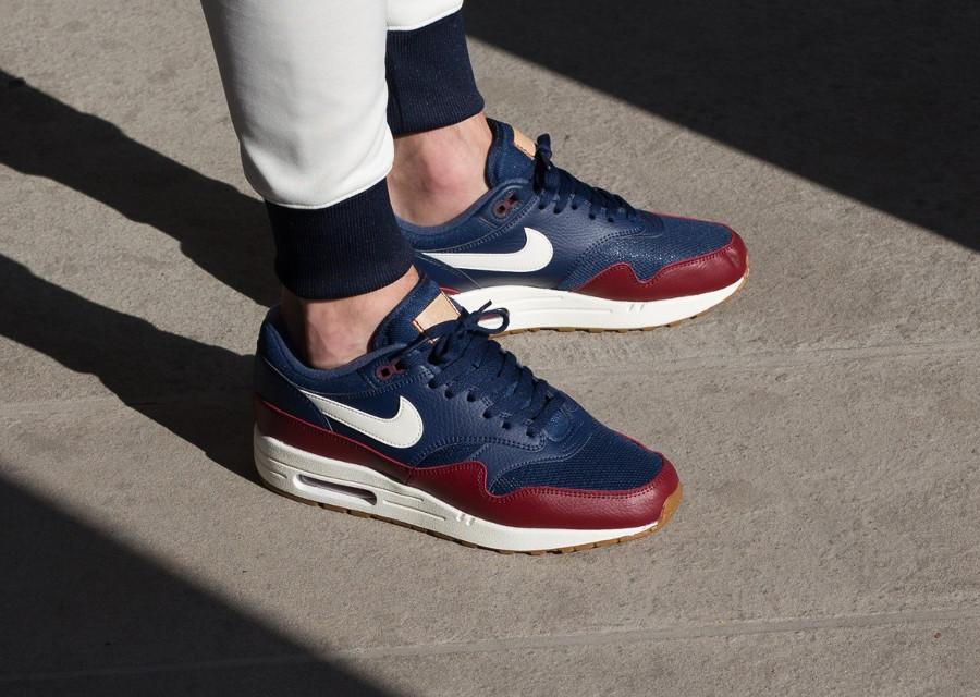 new product 442fe 7cf5e Red Que Nike Max vaut Navy 'PSG' la 2018 Air Sail 1 Team 1fBOUx1qw