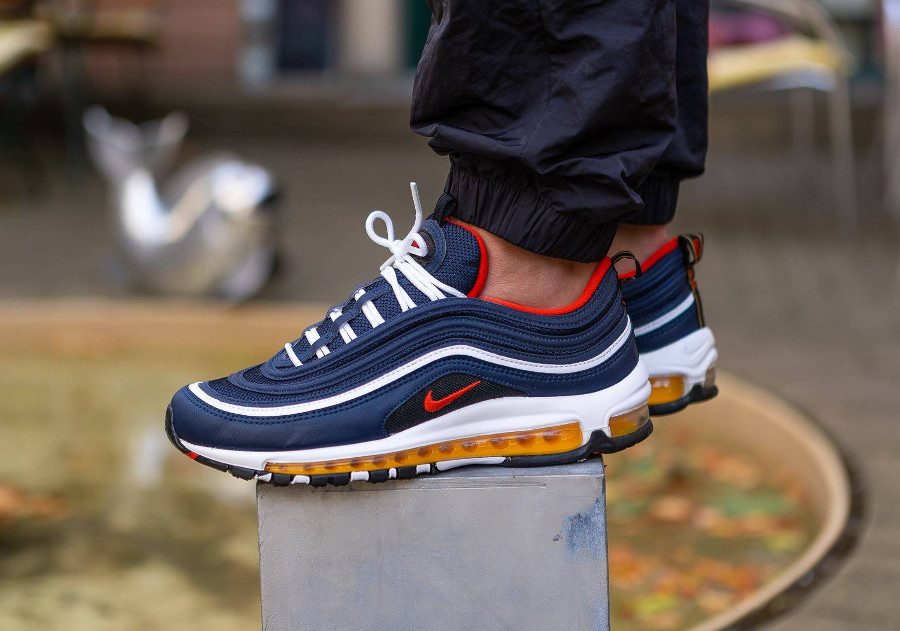 air-max-97-bleu-marine-blanche-rouge-et-orange (4)