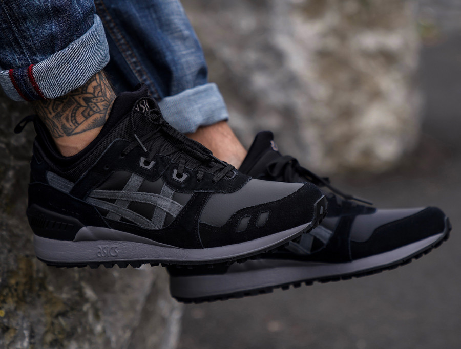 Asics Gel Lyte MT 'Black Dark Grey'