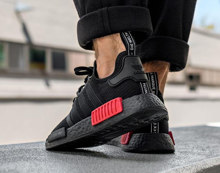 Adidas NMD R1 'Bred' 2018