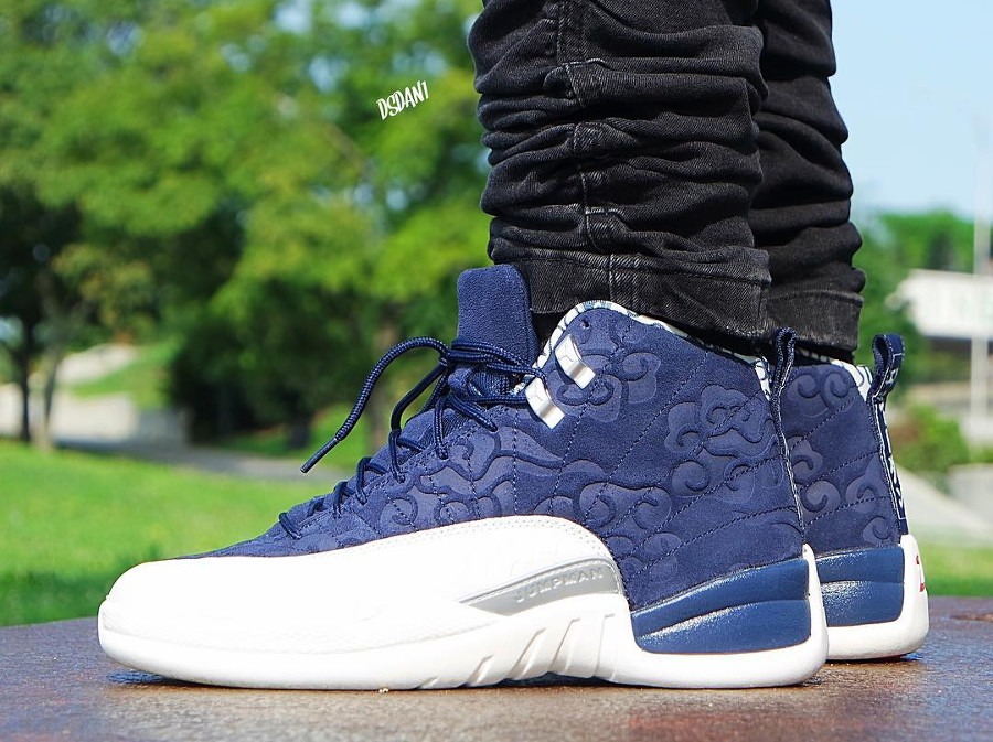 Air Jordan 12 Retro International Flight 'Japan'