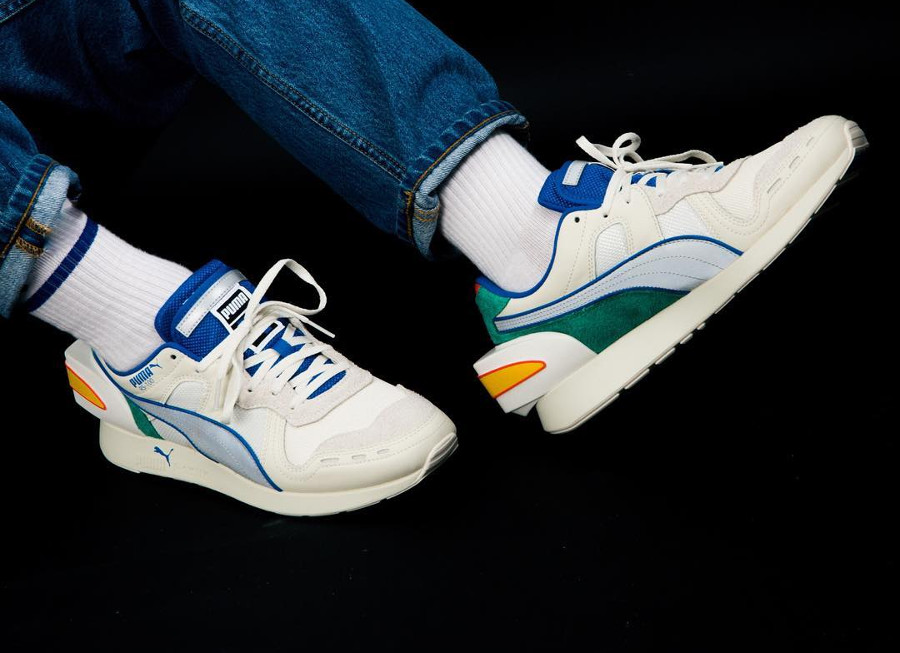 Ader Error x Puma RS-100 'Whisper White Lapis Blue'