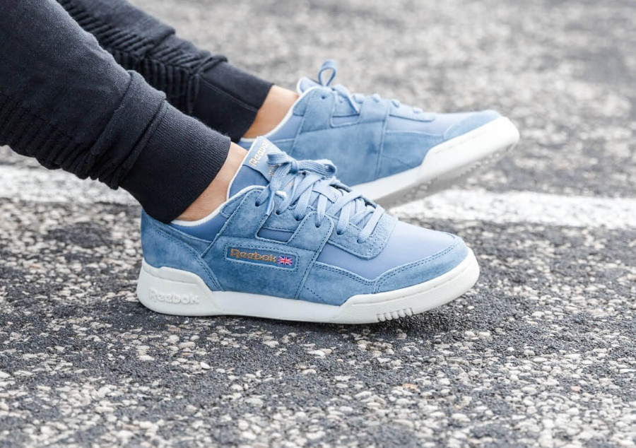 Reebok Workout Lo Plus W 'Vtg Blue Slate'