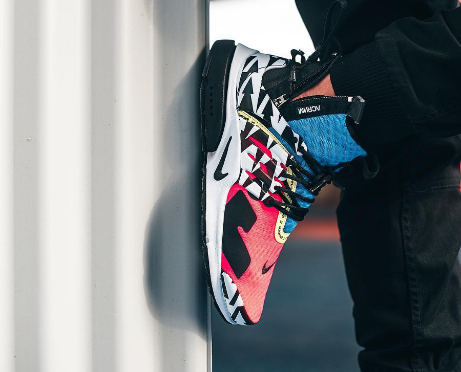 Nike Air Presto Mid Utility x Acronym Innovation Inimitable