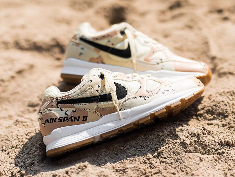 Nike Air Span 2 Premium 'Desert Camo'