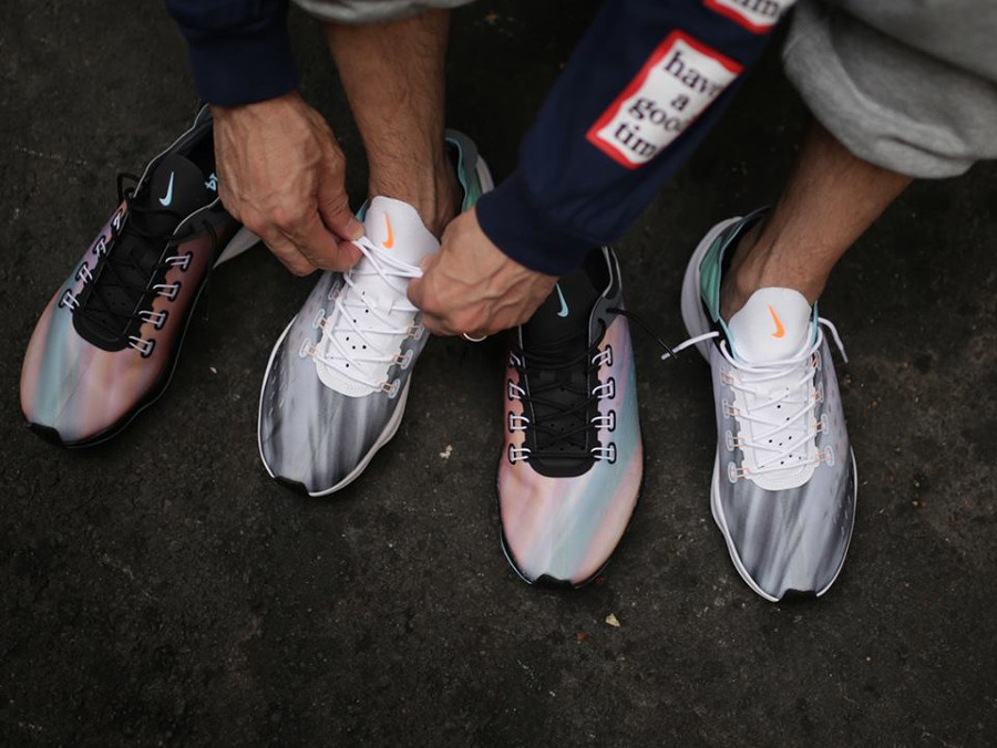 Le pack Nike EXP-X14 'Multicolor' (quickstrike)
