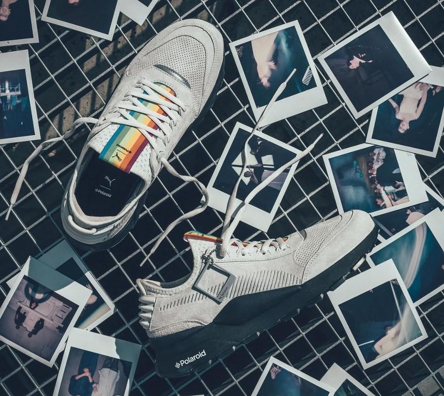 Polaroid x Puma RS-0 Marshmallow Black (368436_01)
