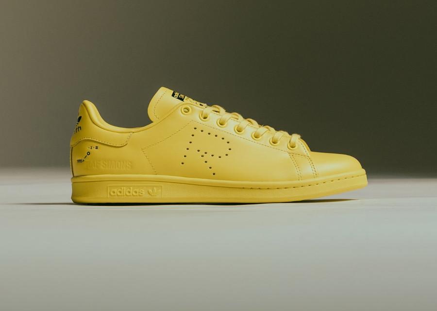 raf-simons-adidas-stan-smith-jaune-fluo-F34259 (2)